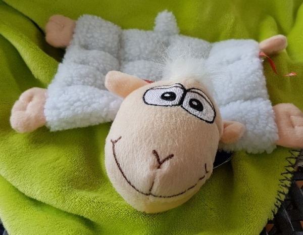 Simon The Sheep - mit Stimme