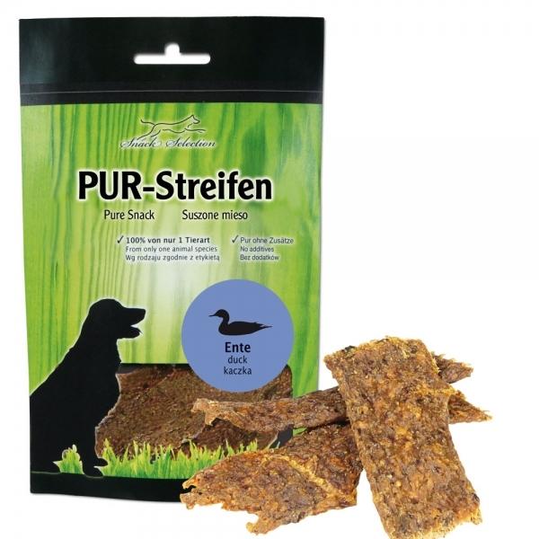 Pur-Streifen der Firma Greenhound, verschiedene Sorten