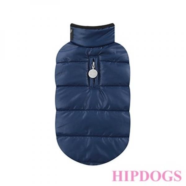 Hipdogs, Puppy Angel ultra leichte wattierte Jacke mit Reißverschluß-Öffnung für Geschirr